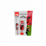 Pack phb junior cepillo plus junior (+ pasta fresa +regalo)