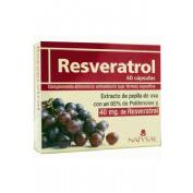 Resveratrol 60 cap natysal