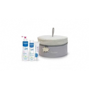 Mustela pack bolso rafia piel normal