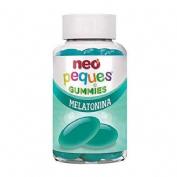 Neo peques gummies melatonina 30
