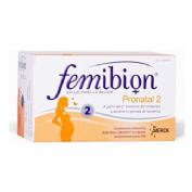 FEMIBION PRONATAL 2 30 COMP + 30 C