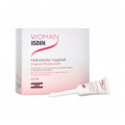 Woman isdin hidratante vaginal - lubricante hidrosoluble (6 ml 12 monodosis)