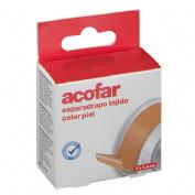 Esparadrapo - acofar (tejido color piel 5 x 2.5 cm)