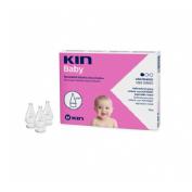 Kin baby aspirador nasal (recambio desechable blando)