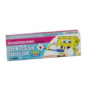 Bob esponja pasta dental infantil (50 ml)