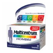MULTICENTRUM HOMBRE 30 COMP