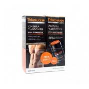 Thiomucase hombre cintura y abdomen quemagrasa (stick 75 ml duplo 2 u)