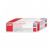 Guantes de nitrilo sin polvo - acofar (t- m 100 u)