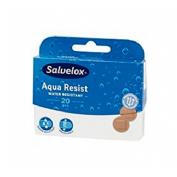Salvelox aqua resist - aposito adhesivo (20 apositos redondos)