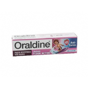 Oraldine junior gel dentifric 50ml