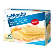 Bimanan crackers queso