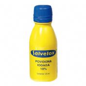 Salvelox povidona yodada 10% (125 ml)