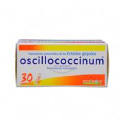 OSCILLOCOCCINUM 30 UNIDOSOS