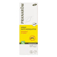 PRANAROM AROMAPIC  SPRAY ATMOSFERA TEJIDOS  100ML