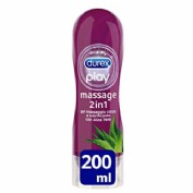 DUREX PLAY LUBRICANTE 2 EN 1 200ML