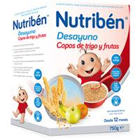 NUTRIBEN DESAYUNO COP TRIG-FRU750G