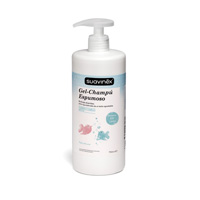 SUAVINEX PEDIATRIC GEL CHAMPU ESPUMOSO 750 ML