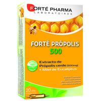 FORTE PROPOLIS 500 20 VIALES