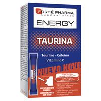 FORTEPHARMA ENERGY TAURINA 21 SOBRES