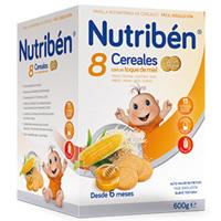 NUTRIBEN  8 CER MIEL GALLE MARI600
