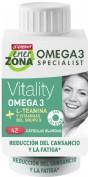 Enerzona omega 3 specialist vitality (42 capsulas)