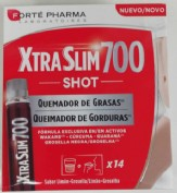 Xtraslim 700 shots (14 shots)