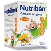 NUTRIBEN CEREALES S GLUTEN 600 G