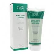 Martiderm crema exfoliante corporal (200 ml)