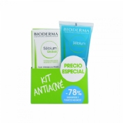 Bioderma pack sebium global + gel moussant