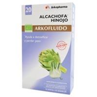 ALCACHOFA HINOJO ARKO 20 AMP BEBIB