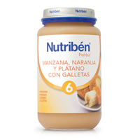 NUTRIBEN 250 JUNIOR MAN.NAR.PLA.GA