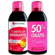 TURBOSLIM DRENANTE CITRICOS PACK 2 X 500 ML