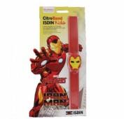 Citroband Isdin Kids Pulsera Aromática Iron Man + 2 pastillas de recarga