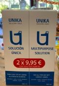 UNIKA PACK SOLUCION UNICA  DE 360ML