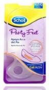 Scholl party feet apoyo arco del pie - con tecnologia gelactiv (1 par)