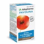 Pavolina arkopharma (48 capsulas)