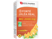 Jalea Real 2000 mg 15 mg 20 amp. Pack De 2 u.
