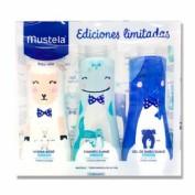 Mustela pack edicion limitada (gel+champu+hydra)
