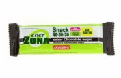 Enerzona 40-30-30 snack bar (chocolate negro 1 barrita 27 g)