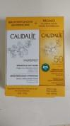 Caudalie pack serum vinoperfect+soleil divin 50+