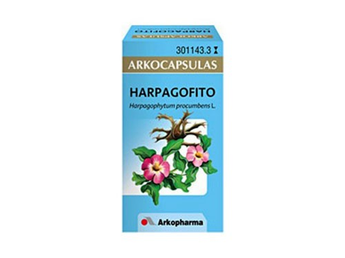 Arkocapsulas harpadol  50 caps