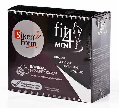 Siken form fit 4 men (28 sticks)