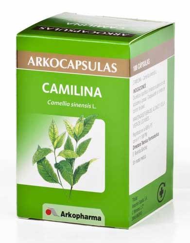 Arkocapsulas camilina 100 caps