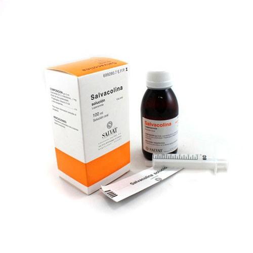 SALVACOLINA 0,2 mg/ml SOLUCION ORAL , 1 frasco de 100 ml
