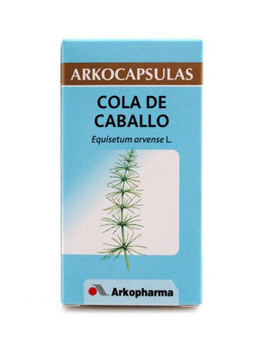 Arkocapsulas cola de caballo  50ca