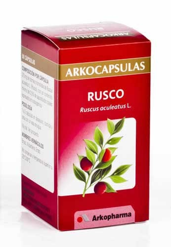 Arkocapsulas rusco 50 caps