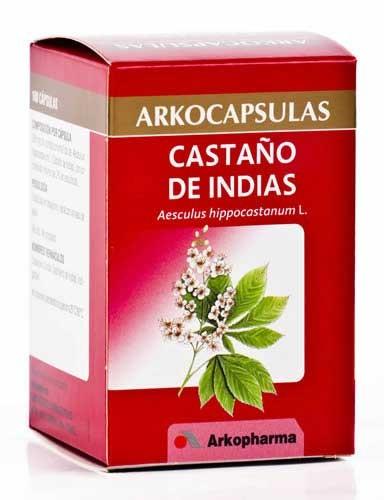 Arkocapsulas castaño indias 100 ca