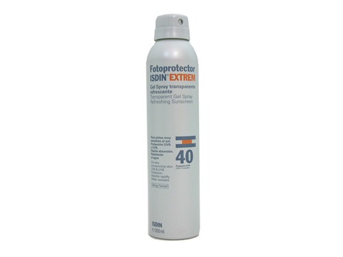 Fotoprot isdin ext spf40 sp tra200