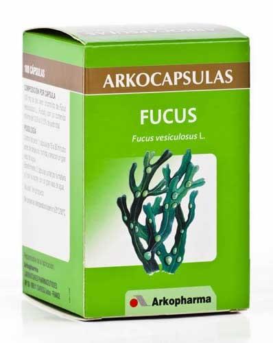 Arkocapsulas fucus 100 caps