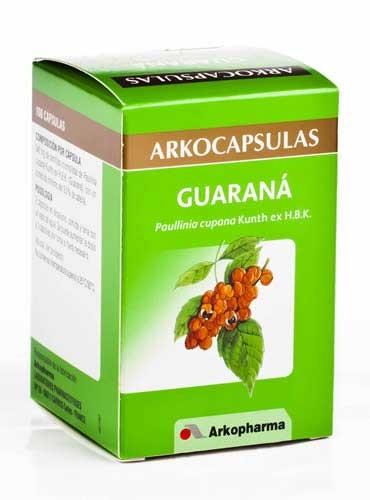 Arkocapsulas guarana 100 caps